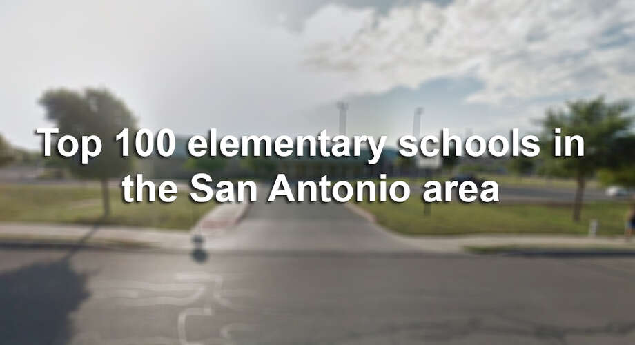 A 2015 list published by Niche ranks 40,403 elementary schools based on dozens of statistics and 4.6 million opinions from 280,000 students and parents. Scroll through to see how elementary schools in the San Antonio area stack up to one another. Photo: Fechter, Joshua I, Google Maps