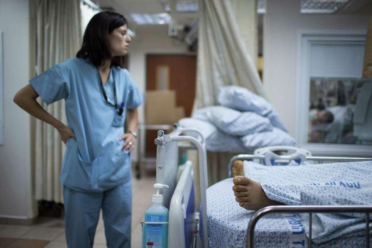 Registered nurses Salary: $83,487. Number of jobs: 22,805.