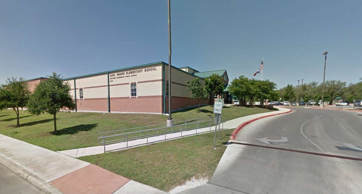 48. Wanke Elementary School: A- Northside ISD Composite Index Percentile:81.7 Source:Children At Risk