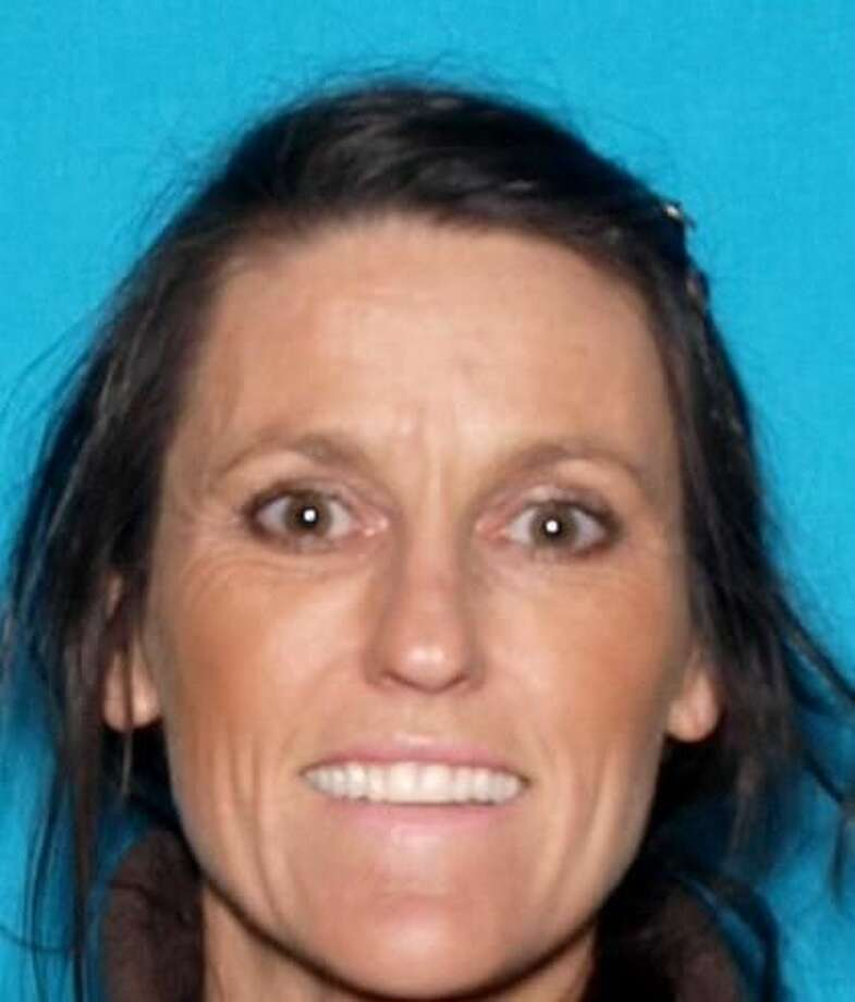 Police are searching for 47-year-old Glena Ann Bernardini, who is accused of stabbing a man in the head in a domestic violence-related argument in San Rafael on Wednesday, Nov. 26, 2014. Photo: Courtesy / San Rafael Police Department / ONLINE_YES