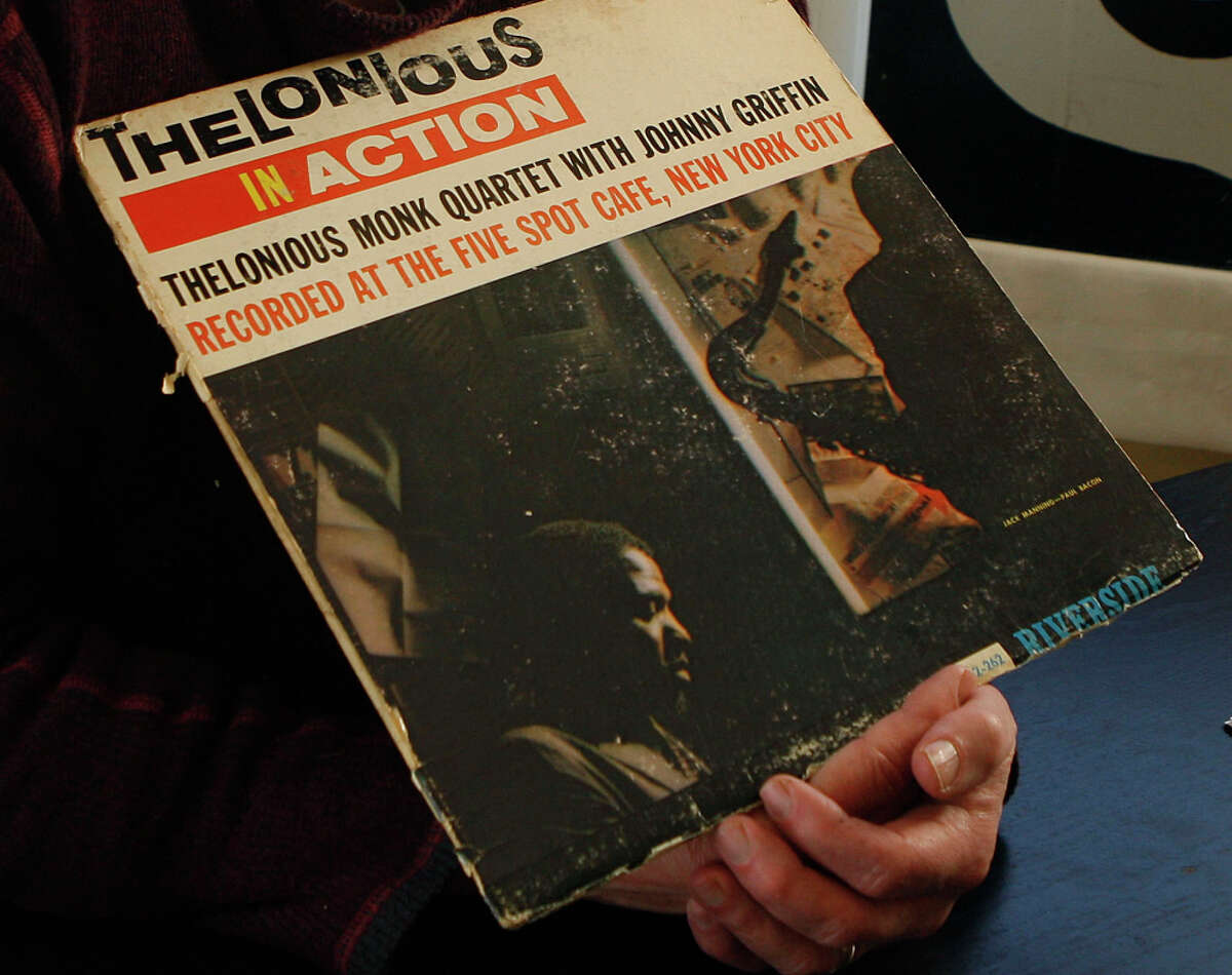 McNally shows the first album he ever bought, the root inspiration for his new book,