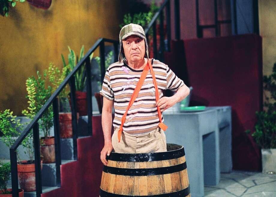 Roberto Gómez Bolaños, aka Chespirito, as El Chavo del Ocho. Photo: Associated Press