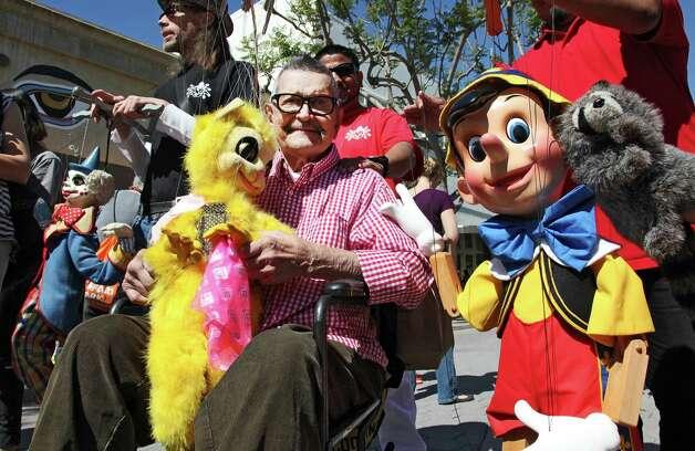 Bob Baker, puppeteer, 90 - Times Union