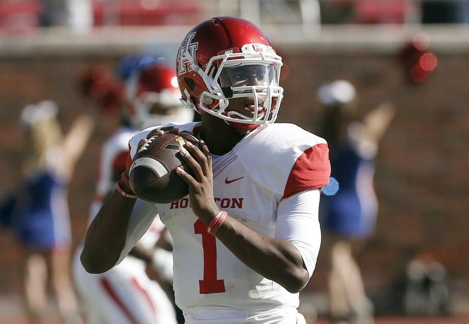 "1. How will the quarterback competition shake out?The job is up for grabs with Greg Ward Jr. and Adam Schulz the leading candidates. Ward is the incumbent after starting the last eight games while Schulz is a transfer from Utah, where he finished the 2013 season as the starter. Both will get equal reps with the first-team offense this spring. While different metrics can be used to evaluate quarterbacks, Herman wants to see two things. ""Who has command of the offense and does the offense move?"" Kyle Postma, a transfer from Trinity Valley Community College, is expected to enroll in the summer and will join the competition in August. Photo: Brandon Wade, Associated Press"