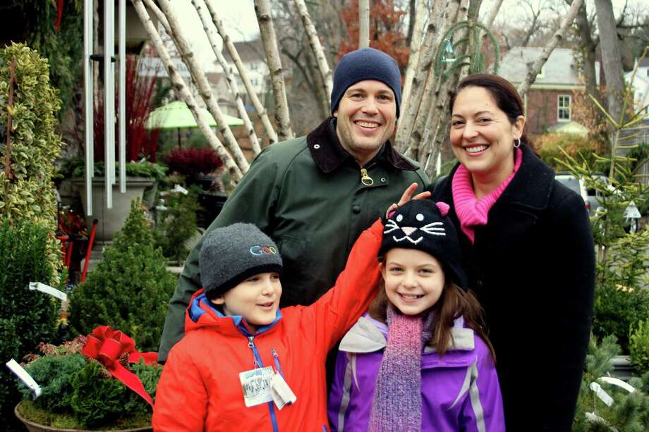 The 2014 Greenwich Reindeer Festival kicked off the weekend of November 28-30 at McArdle's Florist & Garden Center. Festival goers enjoyed Santa Clause, live reindeer and more. Were you SEEN on Saturday? Photo: Picasa, Amanda Vontobel / Greenwich Time