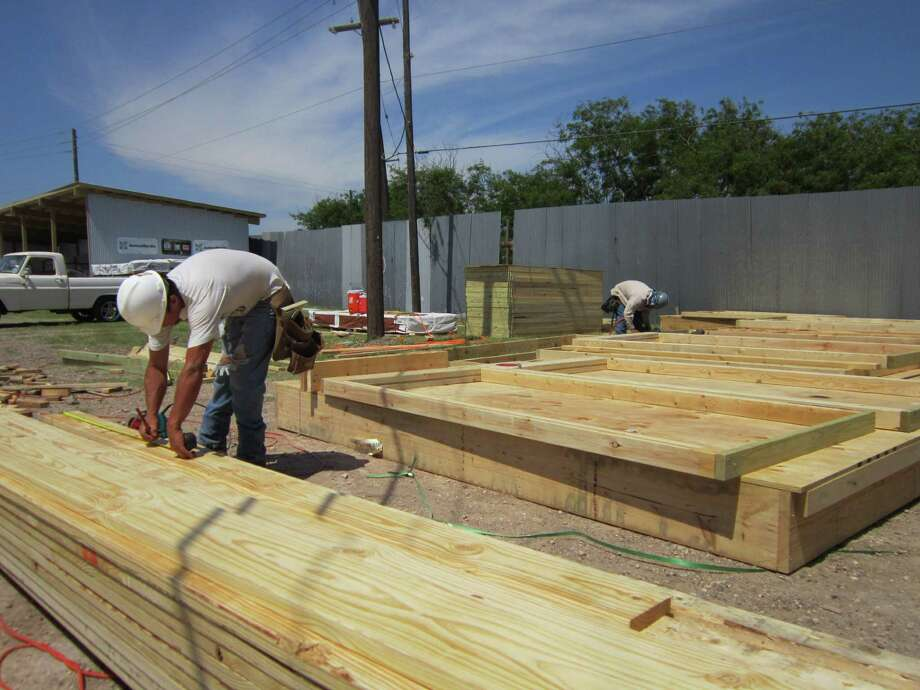The RAPIDO project, to build 20 pre-fabricated homes in the Rio Grande Valley, is the first of two projects that its originators hope will revolutionize not only the way housing is built after disasters, but as a way to provide low-income housing everywhere in Texas. / handout