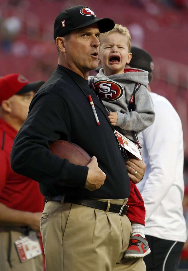 From the Jim Harbaugh Era to the Jimmy G era, click through the slideshow to see the 15 best moments at Levi's Stadium so far. Photo: Scott Strazzante, The Chronicle