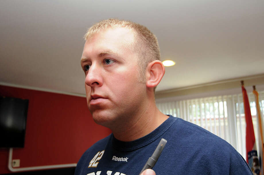 Ferguson police officer Darren Wilson is seen in Ferguson, Missouri. Police officer Darren Wilson shot 18-year-old Michael Brown on August 9th, 2014. A St. Louis County 12 member grand jury who reviewed evidence related to the shooting decided not to indict Wilson on charges, sparking large ongoing protests. Photo: Handout,  St. Louis County Prosecutor's Office / 2014 St. Louis County Prosecutor's Office