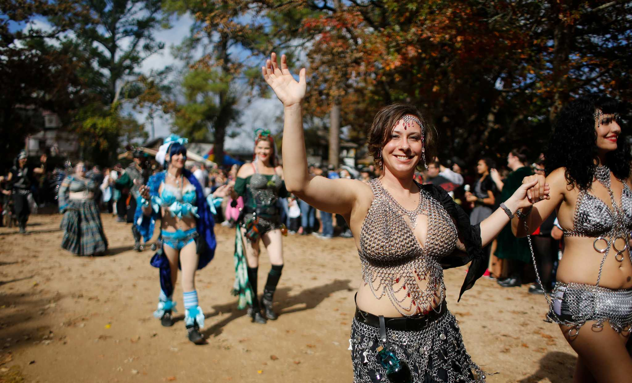 Renaissance Fairs: Texas Renaissance Festival Announces A Few New Additions
