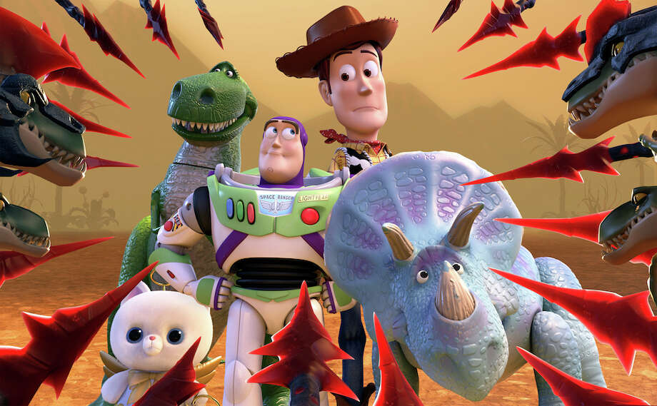 """""""Toy Story That Time Forgot"""" has its world premiere on ABC on Tuesday, December 2nd at 8/7c. Photo: Pixar, © Disney/Pixar 2014 / © Disney/Pixar 2014. All rights reserved."""