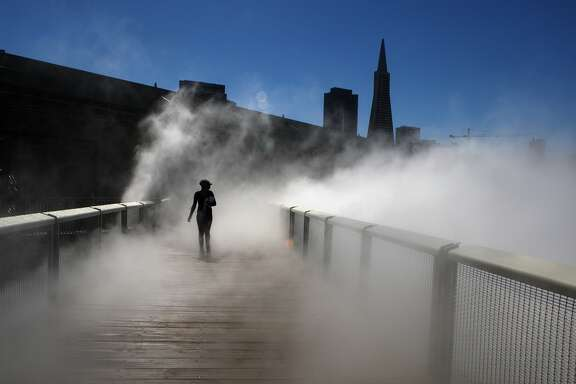 """""""Why does San Francisco have so much fog"""""""