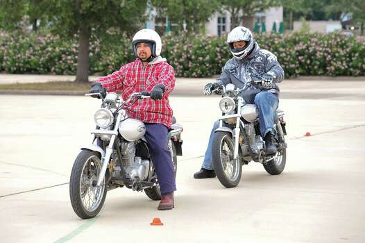 Safety course precedes dream of motorcycle 'easy riding'