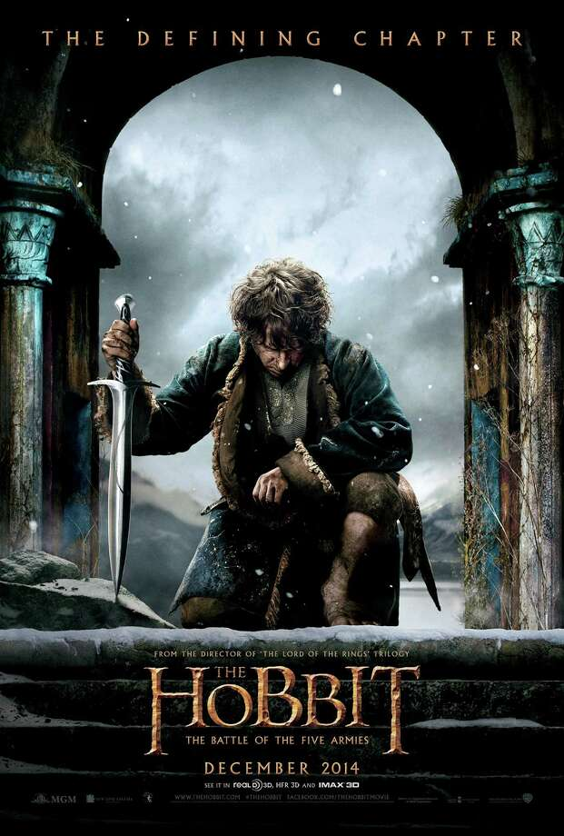 The Hobbit: The Battle of the Five Armies Photo: Warner Bros. Pictures