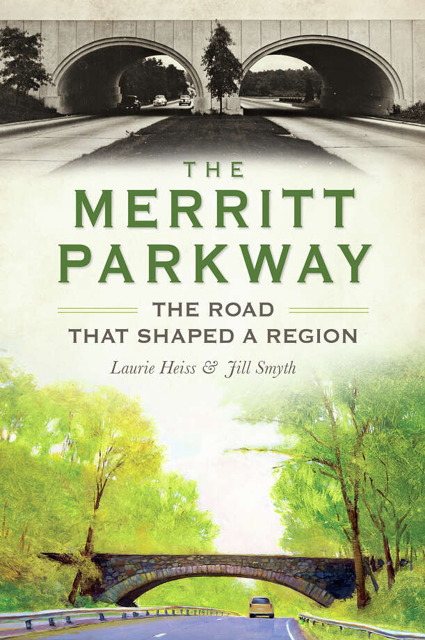 A new book co-authored by Jill Smyth of Stamford traces the history of the Merritt Parkway from the design and groundbreaking in the early 1930s through today. Photo: Contributed Photo / Connecticut Post Contributed