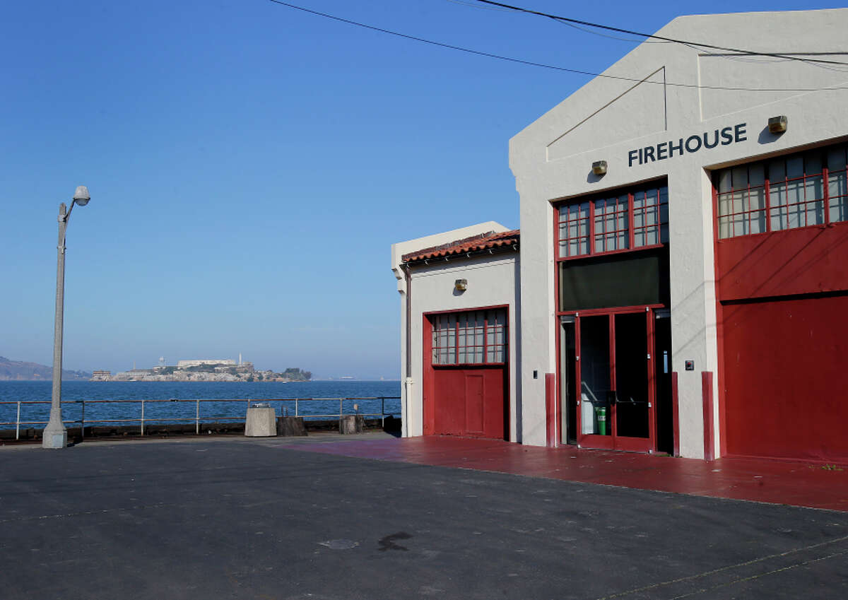 Fort Mason's firehouse hosts parties and offers spectacular views of Alcatraz, but the area remains an mystery to many.