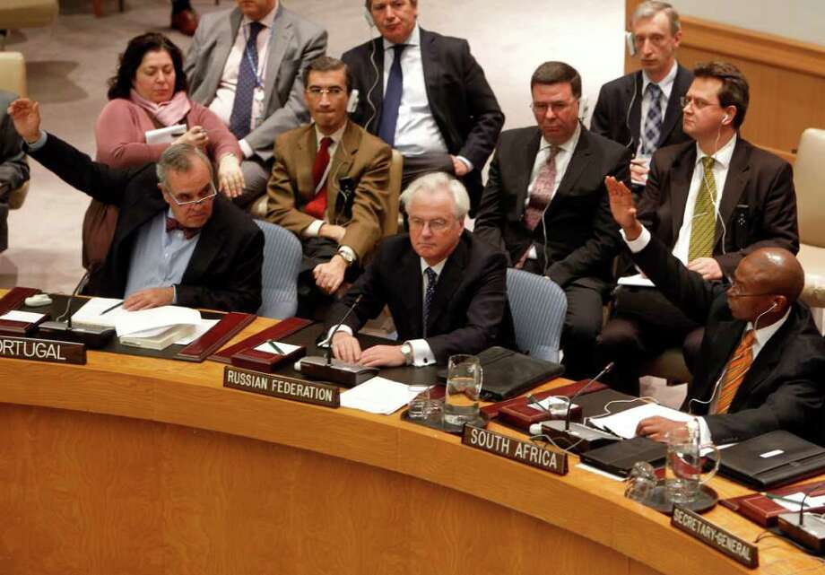 The United Nations' Committee against Torture has released an alarming report about the state of human rights in the U.S. Short version: It's not so great in freedom country. See what issues the UN saw around the the United States, and particularly in Texas.Source: UN Committee against Torture report Photo: Jason DeCrow, Associated Press / Copyright 2012 The Associated Press. All rights reserved. This material may not be published, broadcast, rewritten or redistribu