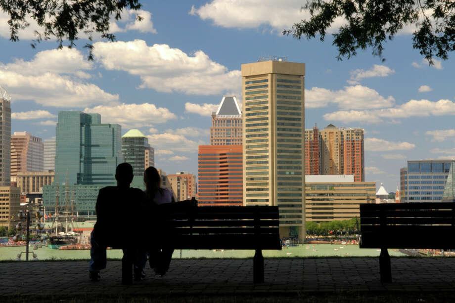 Baltimore-Dating-Szene