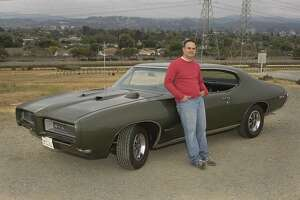 Lifelong gearhead loves '68 GTO - Photo