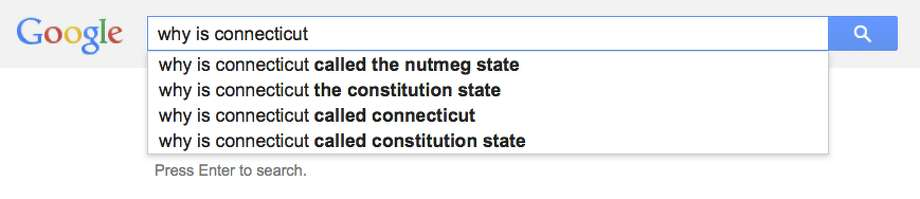 With no major city or destination, Connecticut isn't talked about very often. So, it's no wonder people have a lot of questions about the state. Here are the top 10 questions Google users have about Connecticut.