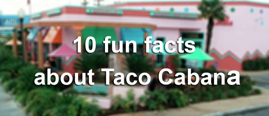 Count yourself a Taco Cabana O.G. if you know how the joint came to be a midnight spot for munchies. Guess how much it banked on the first open day. Know the year? Here are 10 facts behind S.A.'s beloved drive-thru. Photo: CHARLES BARKSDALE, San Antonio Express-News