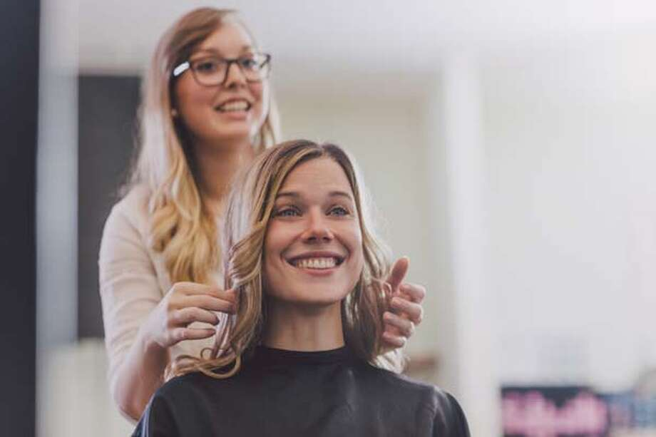 How about a fresh new career as a hairdresser? Photo: Guido Mieth, Getty Images / Flickr RM