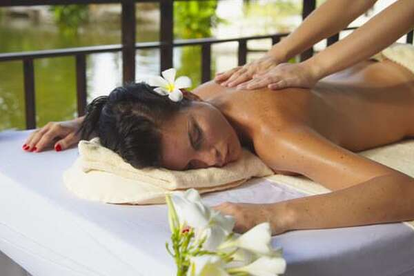 Massage therapistUp to the cost of one session or a gift.