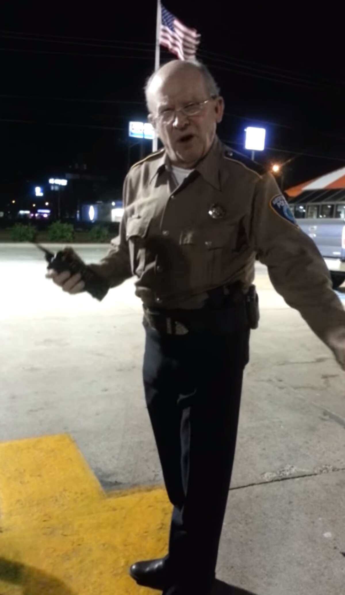 A video uploaded by Lanessa Espinosa on YouTube shows an off-duty officer for the Nueces County Attorney's Office arguing with Espinosa. The officer asked Espinosa for her identification, but she did not provide it because she said it was unnecessary. Later, officers placed her in a choke hold and detained her for