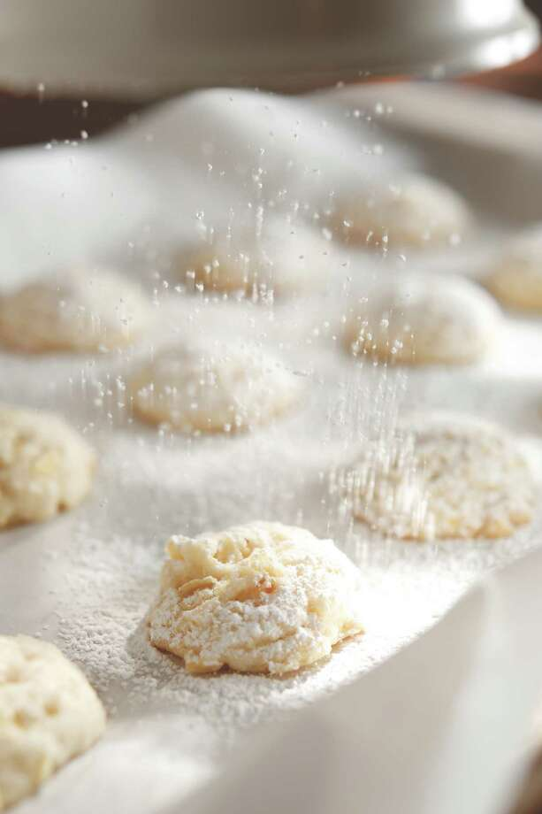 "Potato Chip Cookies from the ""Southern Pantry Cookbook"" by Jennifer Chandler Photo: Thomas Nelson"