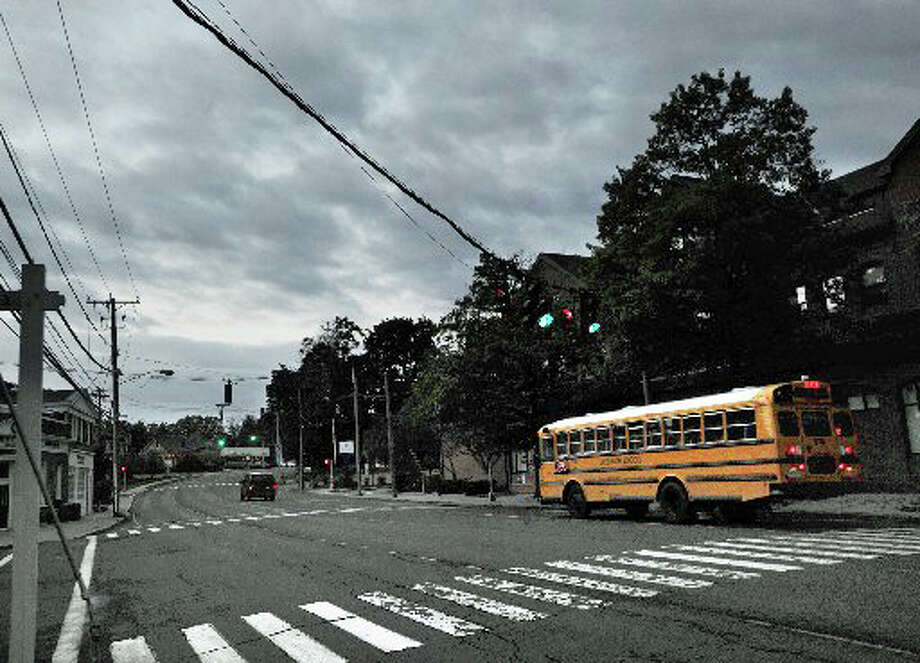 Superintendent of Schools William McKersie wants to offer townwide bus service next year to Hamilton Avenue, New Lebanon and Western Middle schools to help their magnet programs. Photo: File Photo / Greenwich Time File Photo
