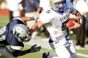 High school football Week 7: Class 4A-TAPPS scores and stats - Photo