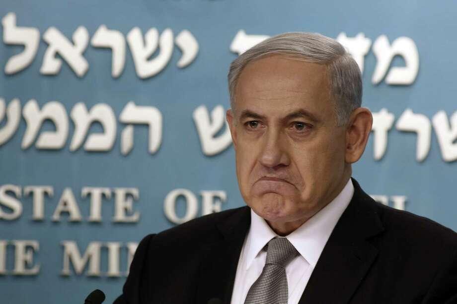 Israeli Prime Minister Benjamin Netanyahu held talks to save his coalition that failed. Photo: Gali Tibbon, POOL / AFP Pool