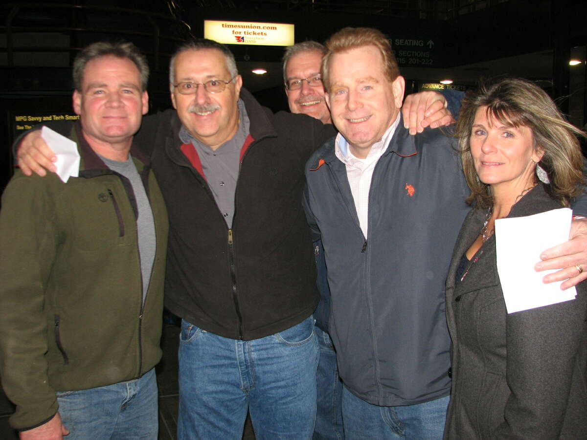 Were you Seen at the Bob Seger and J. Geils Band concert at the Times Union Center in Albany on Tuesday, Dec. 2, 2014?