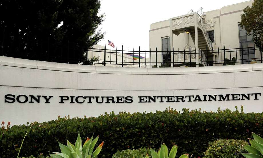 Sony Pictures Entertainment headquarters in Culver City, Calif. on Tuesday, Dec. 2, 2014. The FBI has confirmed it is investigating a recent hacking attack at Sony Pictures Entertainment, which caused major internal computer problems at the film studio last week. (AP Photo/Nick Ut) Photo: Nick Ut, STF / AP