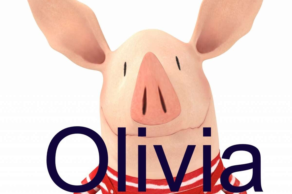 No. 3 Olivia: This Latin girl first gained popularity when Shakespeare included her as a character in 'Twelfth Night.' She's only continued to prosper with the popularity of Ian Falconer's children's book series of the same name.