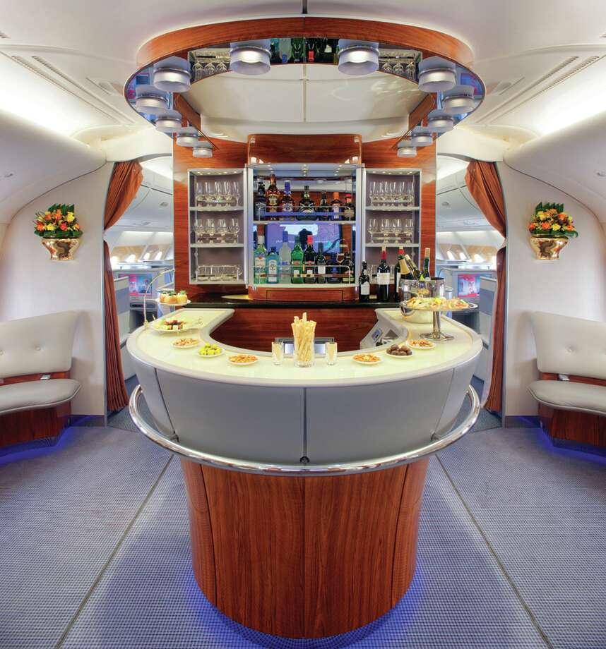 What First Class Looks Like On Planes Around The World