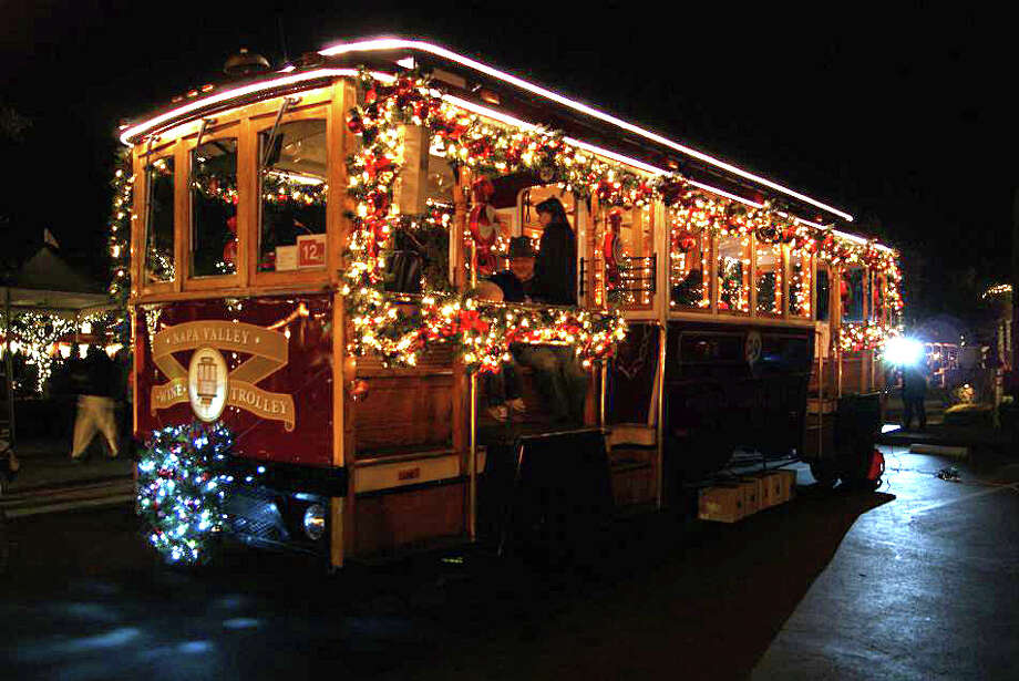 California's best holiday light displays - SFGate