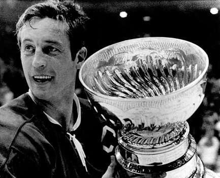 Jean Beliveau, 1931-2014: The former Montreal Canadien, a 10-time Stanley Cup winner, died on Dec. 2 at age 83. Photo: AP / AP