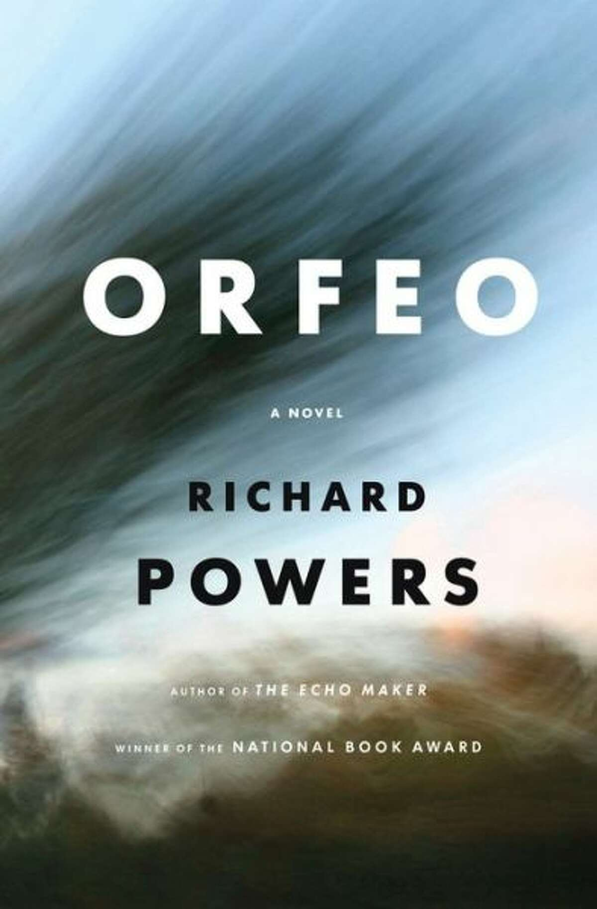 """""""Orfeo"""" by Richard Powers.Powers' astonishing novel captures one fictional composer's life in a text that is almost a soundtrack, by turns mysterious, dissonant, harmonious and sweet. Powers' lucid, emotional descriptions of music extend from compositions by Mahler to the contemporary fictional music composed by his protagonist, Peter Els, who wants only """"a roomful of grateful listeners."""" (W.W. Norton & Co.)"""