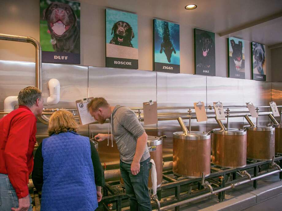 Diving Dog Brewhouse in Oakland. Photo: John Storey / Special To The Chronicle / ONLINE_YES