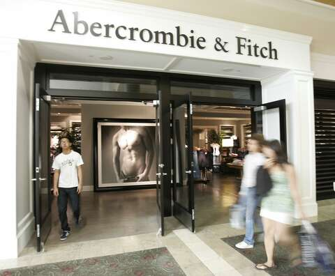 0fd168d33 Abercrombie & Fitch tones down sexy image - SFGate