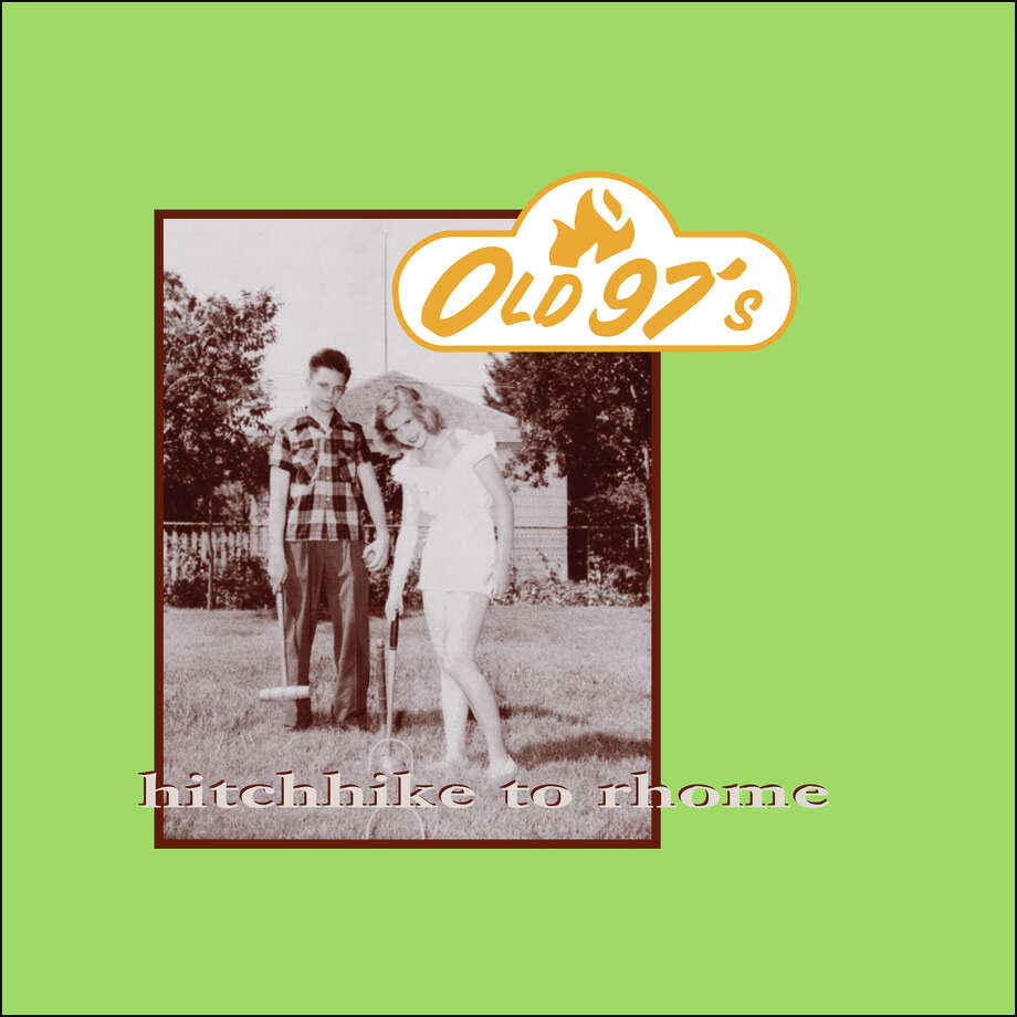 """Cover of Old 97's 1994 album """"Hitchhike to Rhome."""" The band is celebrating the album's 20th anniversary by playing it in its entirety. Photo: Courtesy Image / Courtesy Image"""