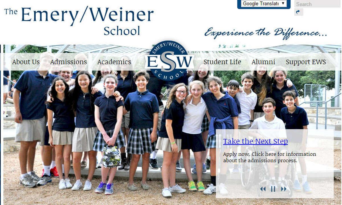 The Emery/Weiner School Grades: 6-12 Annual Tuition: $22,975 Source:Houston School Survey