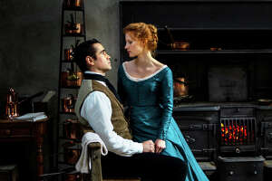 """Miss Julie"" review: Ullmann's tepid rendering of a passionate play - Photo"