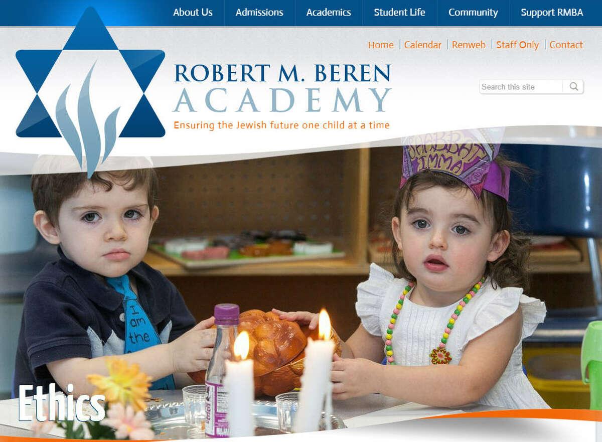 Beren Academy Grades: Pre-K-12 Annual Tuition: $20,229 Source:Houston School Survey