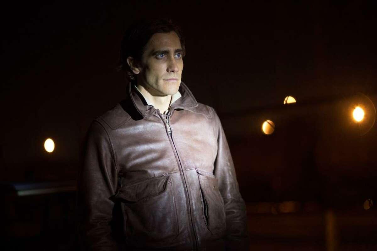 "Jake Gyllenhaal in ""Nightcrawler."""