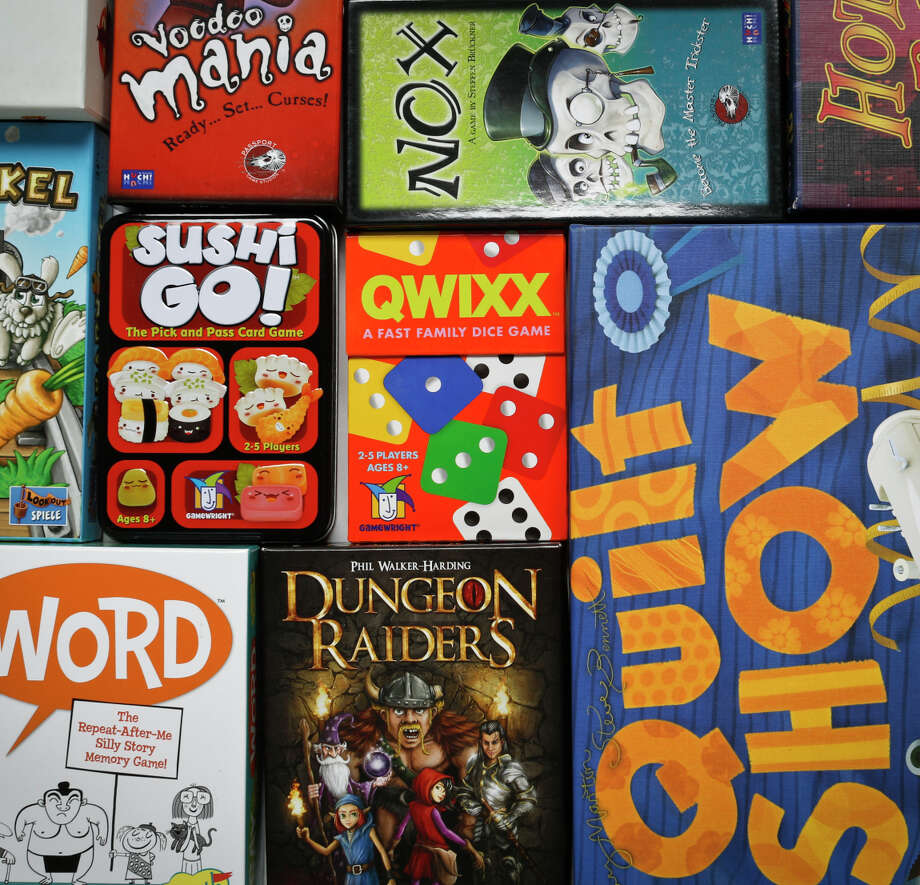 2014's top board games for parties or family nights - SFGate