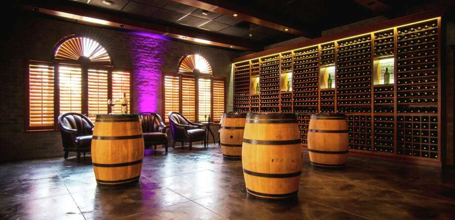 wine room in hodges funeral home at naples memorial gardens in naples. Interior Design Ideas. Home Design Ideas