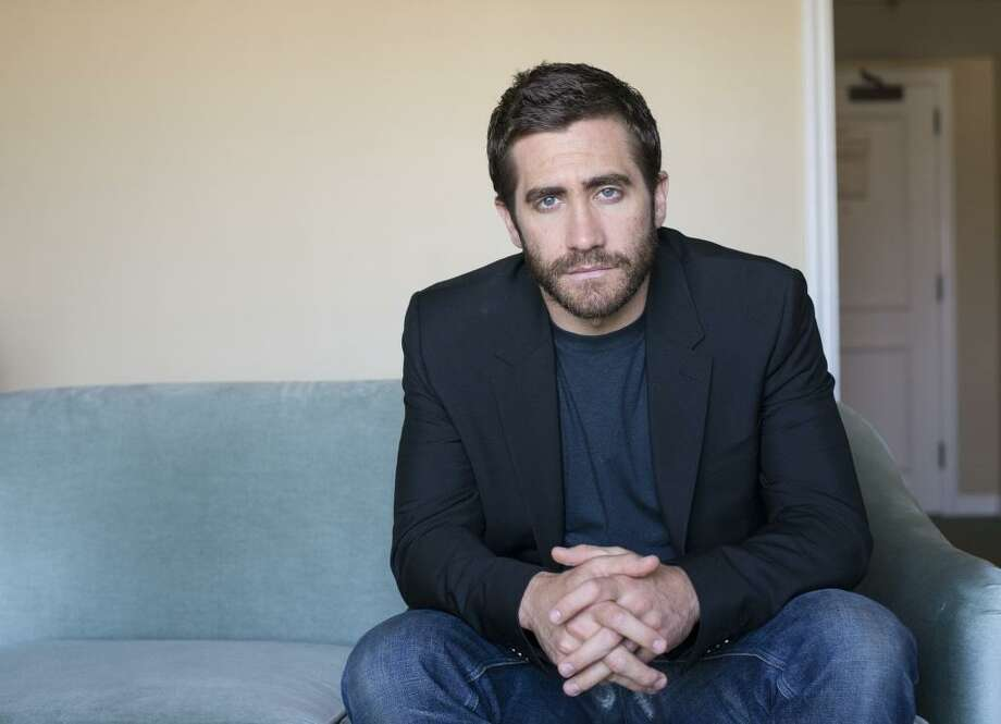 "Jake Gyllenhaal lost 30 pounds to play the sociopath photographer in 2014's ""Nightcrawler,"" eating as few calories as possible. Then he began intensive training to bulk up — and we mean way up — to play a boxer in ""Southpaw."" He spent six months working out six hours a day. Photo: Dan Steinberg, Associated Press"