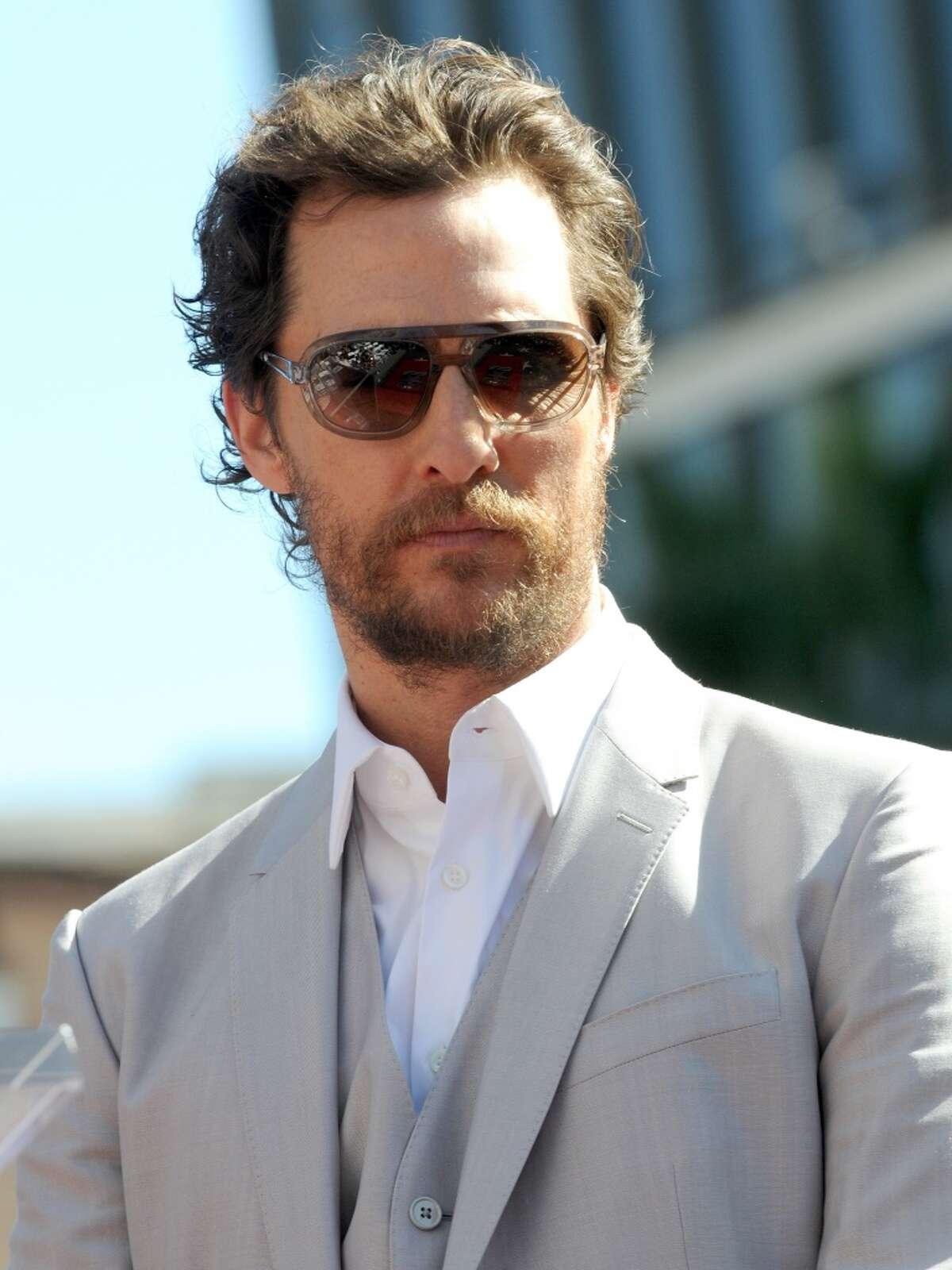 Matthew McConaughey's