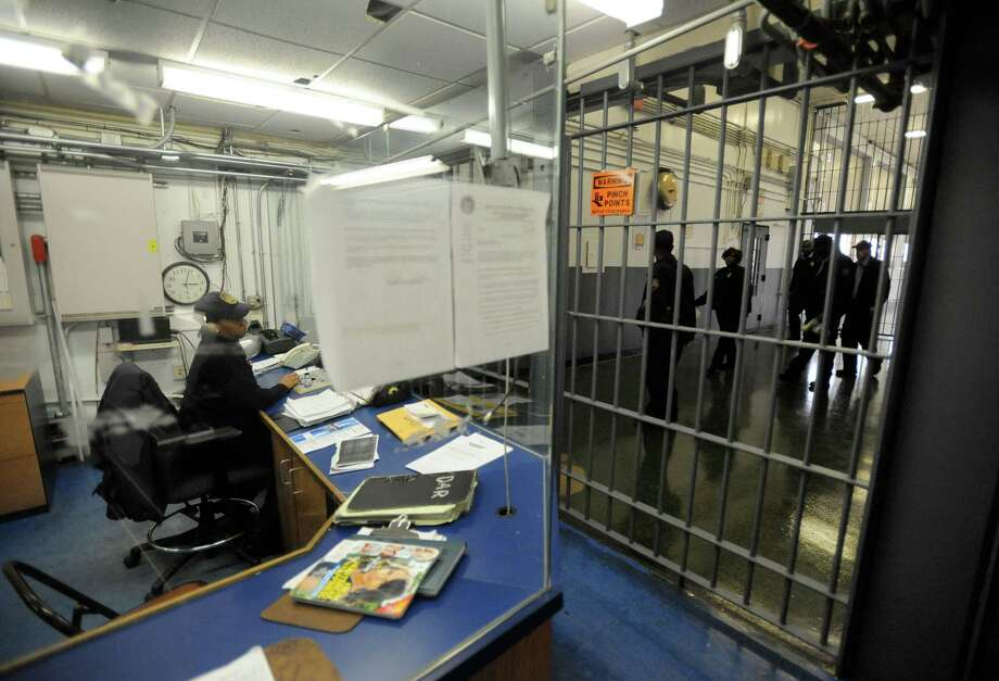 """According to testimony by a gang leader, the Baltimore City Detention Center is being run by inmates rather than the guards. Corruption and sex are rampant, according to Tavon """"Bulldog"""" White. Photo: Steve Ruark, FRE / FR96543 AP"""